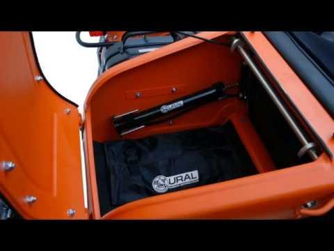 Урал Ямал Limited Edition Ural Yamal Limited Edition   мотоцикл с коляской перекликающимся с внешнос
