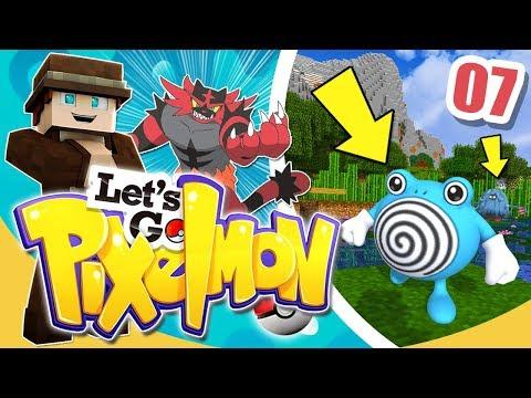 DURA SFIDA NELLA PALESTRA PALUDOSA DI DLARZZ - Minecraft Let's Go Pixelmon Ep. 7