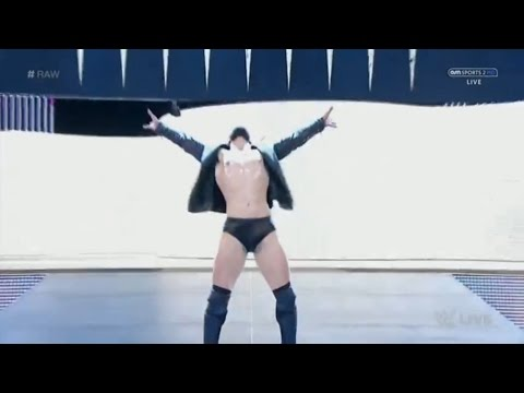 Finn Bálor First RAW Debut Entrance