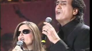 Первое выступление Дианы с Тото Кутуньо