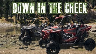 Far Cry 5 Utv Off Roading Down in The Creek