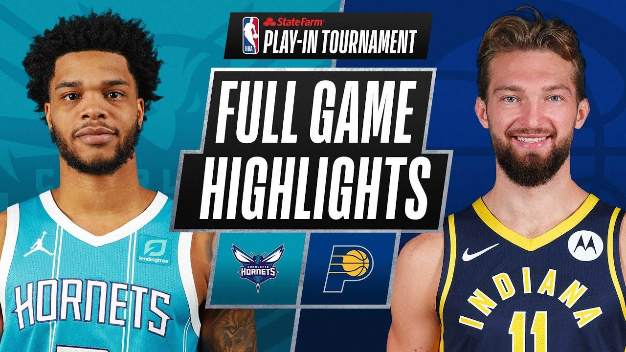 Hornets End 2020-21 Season with Play-In Tournament Loss to Indiana