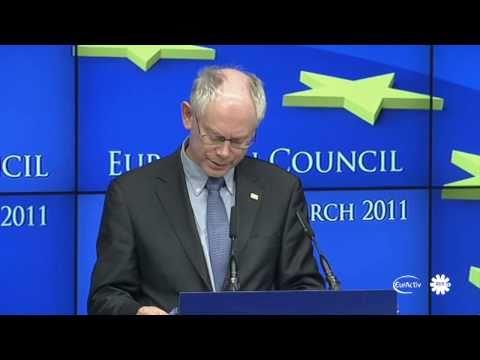 Euro Plus Pact to enhance economic coordination in EU, says Van Rompuy