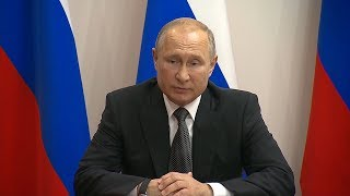 Путин о награждении экипажа аварийно севшего A321