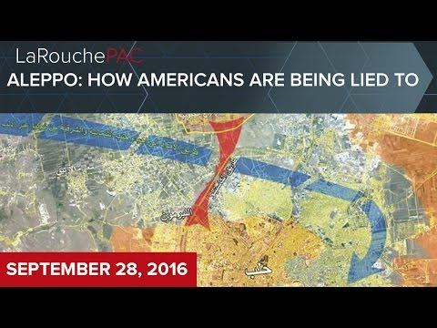 Aleppo: How Americans Are Being Lied To
