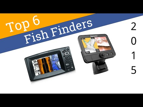 6 Best Fish Finders 2015