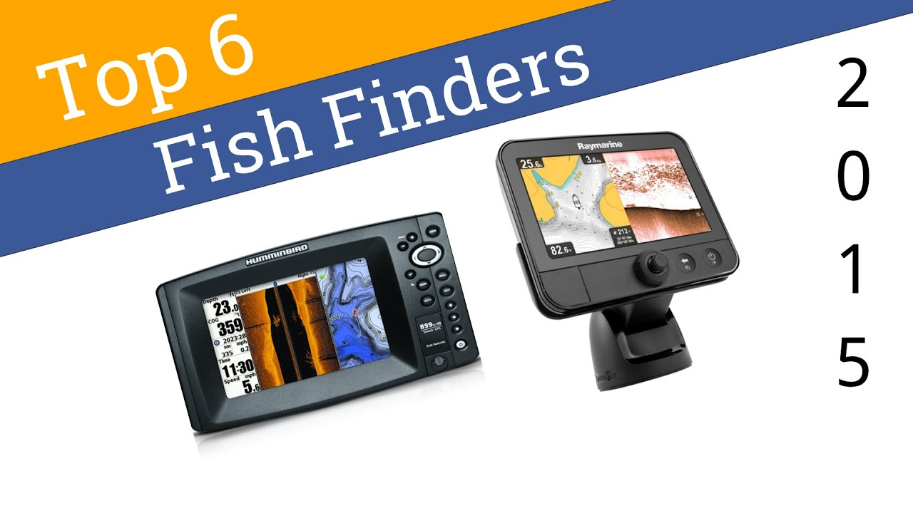 6 best fish finders 2015 - youtube, Fish Finder