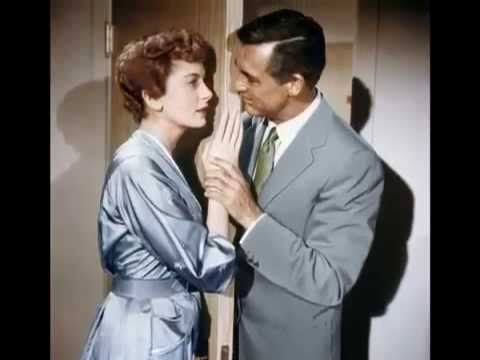 CARY GRANT reveals a personal flaw  actually says Judy, Judy, Judy!
