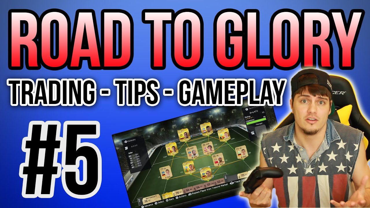 FIFA 15 ROAD TO GLORY | TRADING  + CHEAP BUNDESLIGA SQUAD | FIFA Ultimate Team (FUT 15)  -  RTG #5