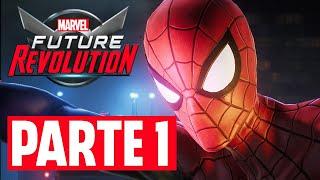 Vídeo Marvel: Future Revolution