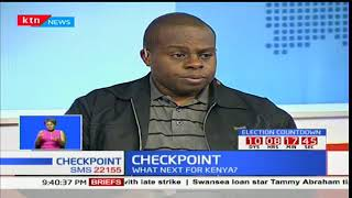 CheckPoint: What next for Kenya-Stalemate over election reforms SUB...