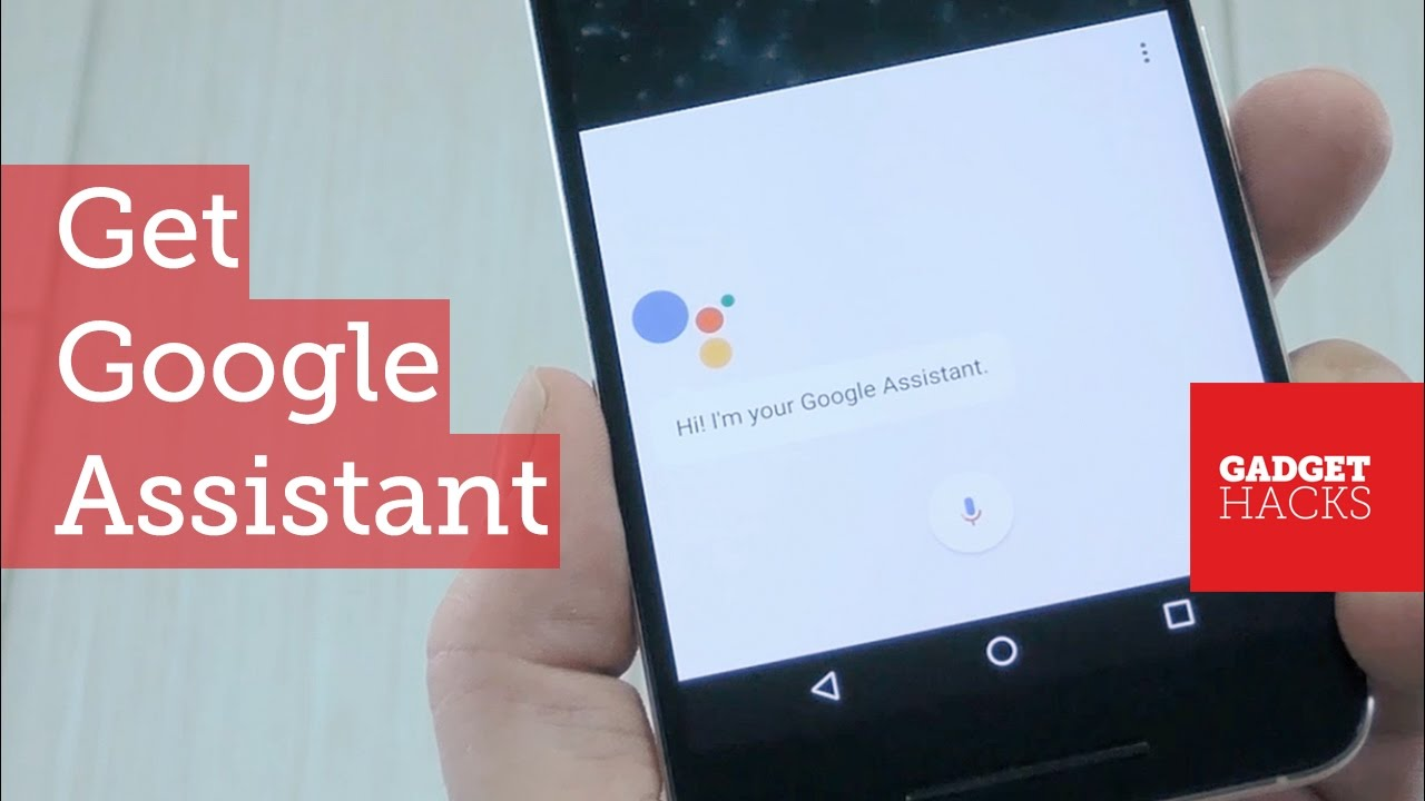 How to Get the Pixel's Google Assistant Working on Other