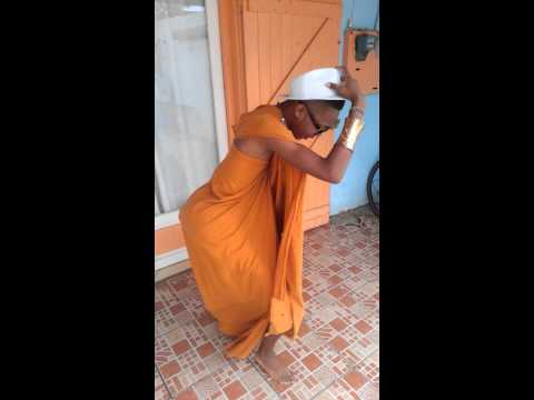 afro style Aboudou version Tii zémia