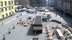 Witten Zentrum Rathausplatz - RuhrTV Webcam Archiv