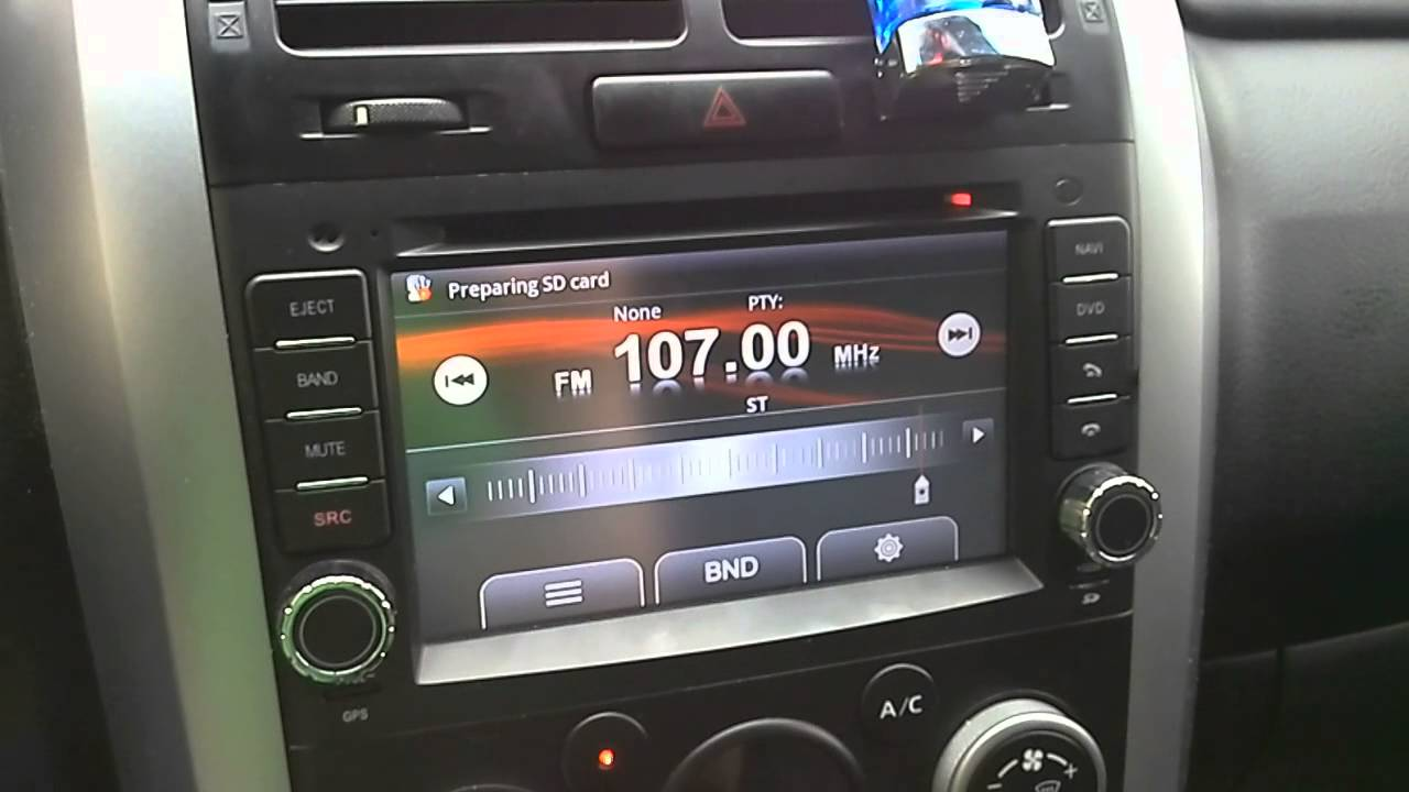 Suzuki Vitara Radio Code