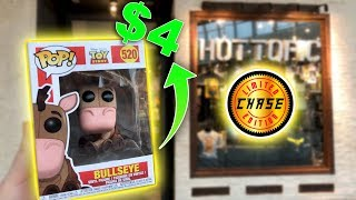 Toy Story Pop Hunt - Found A Chase Funko Pop