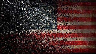 USA Flag Green Screen Video Animation No Copyright