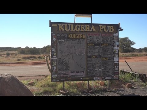 Kulgera Pub - Northern Territory