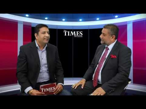 Political Times with Mr. Sukh Dhaliwal, MP Surrey-Newton Episode - 3