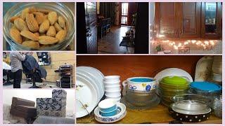 Kitchen New setting going well 😊 | Pakistani Vlogger