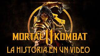 Mortal kombat 11: La Historia en 1 Video