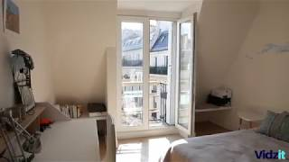 VENTE APPARTEMENT - PARIS 2 - MONTORGUEIL - 3 CHAMBRES