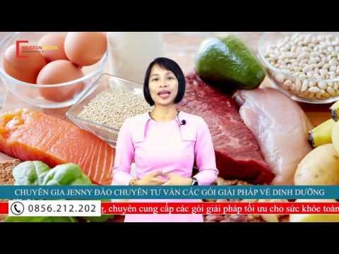 Mẹ Bầu chú ý 8 thực phẩm giúp thai nhi phát triển trong 3 tháng cuối | Chuyên gia Jenny Dao