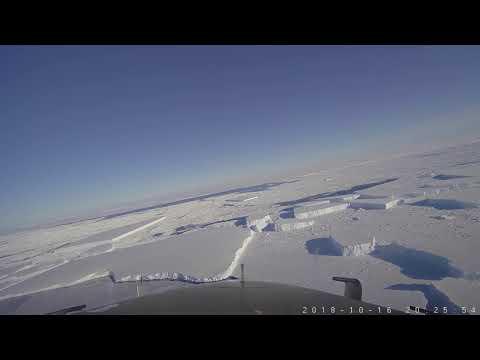 NASA spots iceberg that looks like perfect rectangle