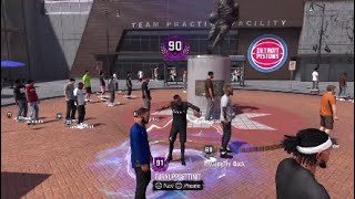 I Just  Hit 91 0verall  In NBA2K18