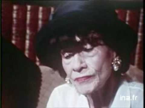 Coco Chanel 1969 Interview - Part 1/2