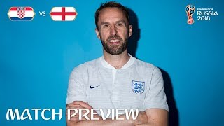 Gareth SOUTHGATE - Croatia v England Preview - 2018 FIFA World Cup™