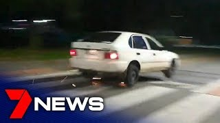 Hoon drivers caught on camera flying in Adelaide's western suburbs | Adelaide | 7NEWS