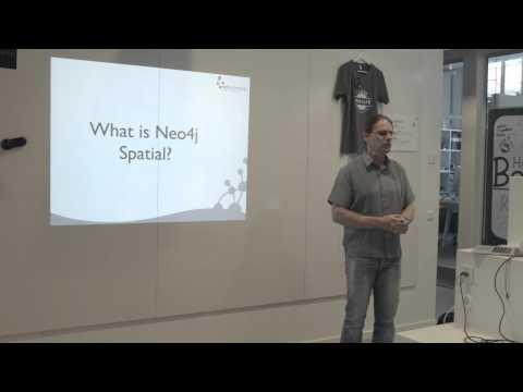 Neo4j Spatial - Craig Taverner