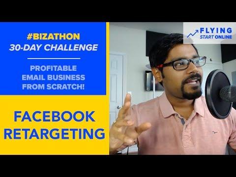 Facebook Retargeting Strategy (Secret Sauce) For Optin Funnels - (Day 10/30) #Bizathon
