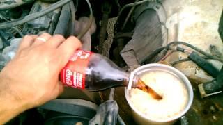 Mecánica Automotriz y Coca-Cola