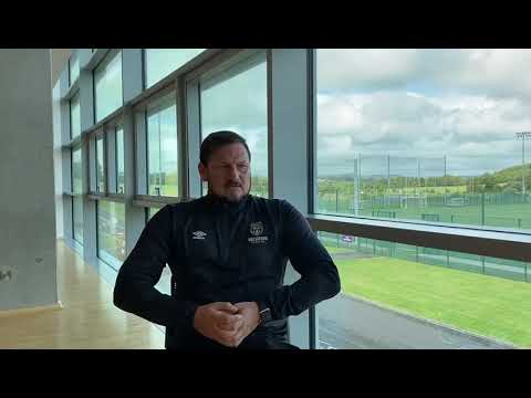 INTERVIEW: Waterford FC Manager Marc Bircham Signs New Contract