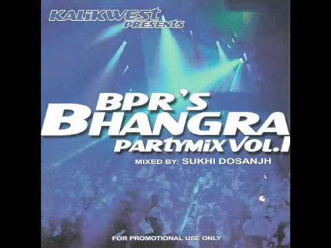 The Bpr Crew -  bhangra party mixtape vol 1