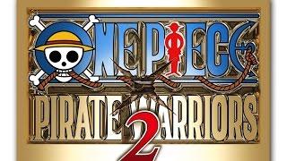 One Piece pirate warriors 2 [Обзор] Есть прогресс!