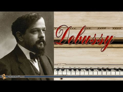 Debussy | Relaxing Piano Classical Music | Clair de lune, Reverie, Arabesque...