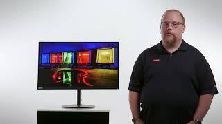 Lenovo ThinkVision P27H Monitor
