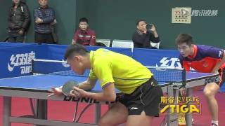 xu xin vs fan zhendong chinese trials 2016