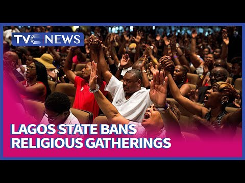 COVID-19: Lagos Moves to Stop Church, Mosque Services