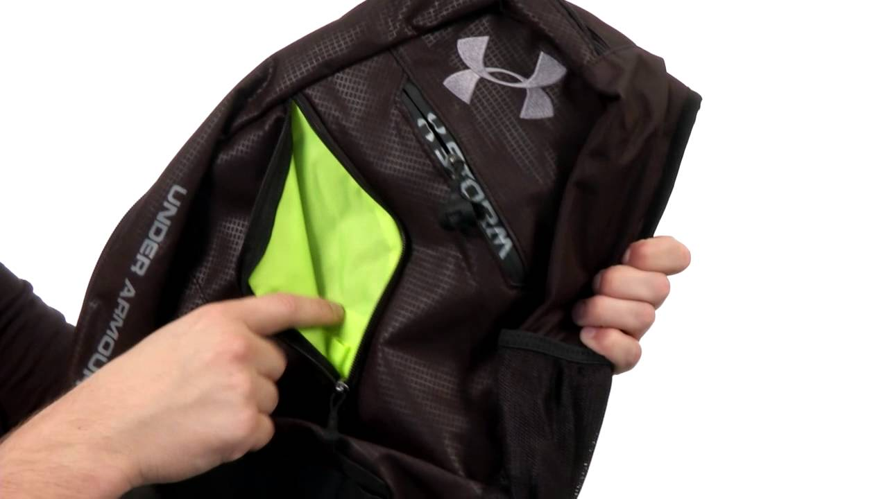 8fb2ef2ff30f Under Armour - UA Compel Sling SKU 8359406 - YouTube