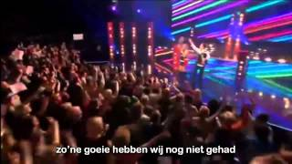 Laura Lynn & Matthias Lens - De Kusjesdans- TEKST- ondertiteld