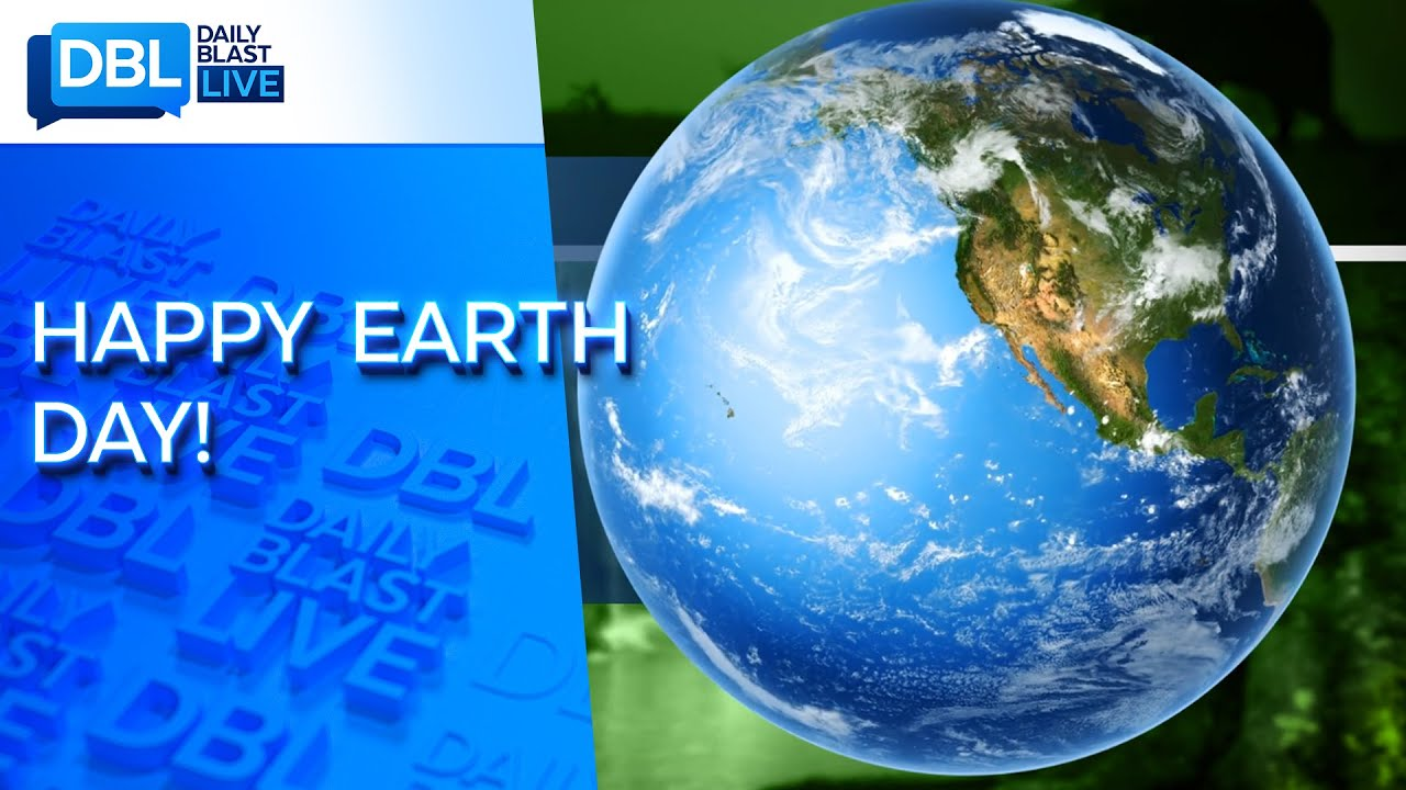 Earth Day Turns 50