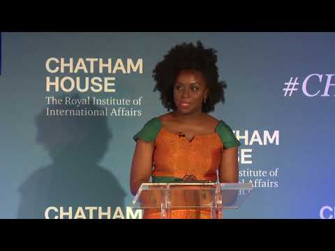 Chimamanda Ngozi Adichie on Storytelling - Chatham House 2018