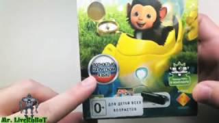 Mr. LiveRoBoT - Распаковка и Обзор Игры для PSP: EYEPET - Приключения + Камера PSP [ESSENTIALS]
