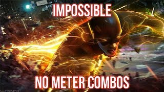 INJUSTICE 2 - Flash easy to impossible NO METER COMBO