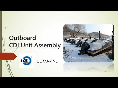 Outboard CDI Unit Assy