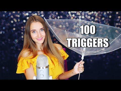 АСМР 100 ТРИГГЕРОВ за 6...